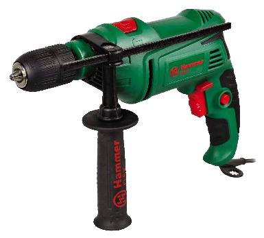 Дрель ударная Hammer UDD780D 780Вт