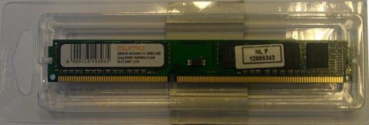 Оперативная память 4Gb PC3-12800 1600MHz DDR3 DIMM QUMO QUM3U-4G1600C11L