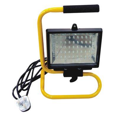 Лампа-прожектор гаражная 45 LED Zipower PM 4257 лампа прожектор гаражная 45 led zipower pm 4257