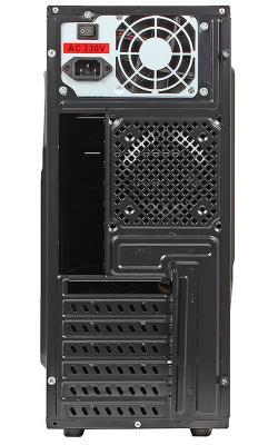 Корпус ATX 3Cott 4403 450 Вт чёрный