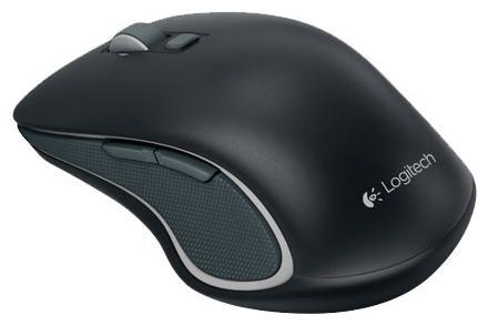 Картинка для Мышь беспроводная Logitech M560 чёрный USB 910-003882