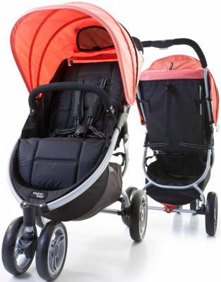 Прогулочная коляска Valco baby Snap (сarmine red)