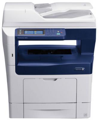 МФУ Xerox WorkCentre 3615DN ч/б A4 45ppm 1200x1200dpi USB белый