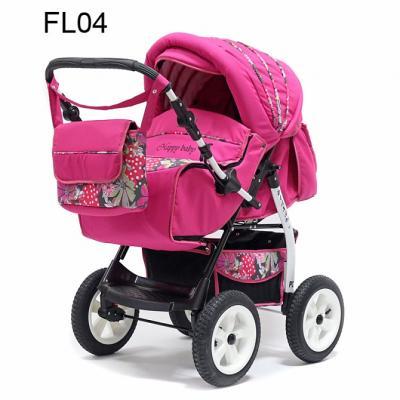 Прогулочная коляска Teddy BartPlast Diana 2016 PKL (FL04/розовый)
