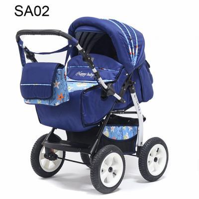 Прогулочная коляска Teddy BartPlast Diana 2016 PKL (SA02/синий) прогулочная коляска teddy bear sl 106 blue owl