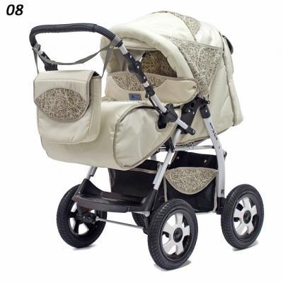 Прогулочная коляска Teddy BartPlast Etude PKL (08/песочный) прогулочная коляска teddy bartplast etude pkl 09 серый