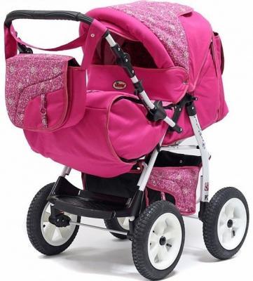 Прогулочная коляска Teddy BartPlast Victoria 2016 BKL (OS05/розовый)
