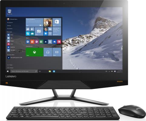 "Моноблок 22"" Lenovo IdeaCentre 700-22ISH 1920 x 1080 Intel Core i5-6400T 4Gb 1Tb + 8 SSD Intel HD Graphics 530 64 Мб Windows 10 Home черный F0BF0028RK"