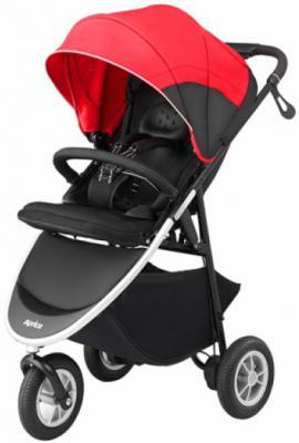 Прогулочная коляска Aprica Smoove (черный/красный)