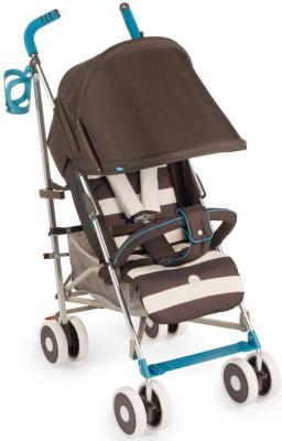 Коляска-трость Happy Baby Cindy (brown) прогулочная коляска happy baby cindy grey