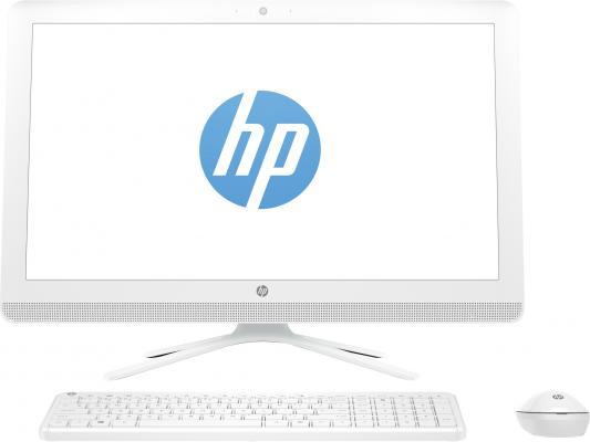 "Моноблок 24"" HP 24-g038ur 1920 x 1080 Intel Core i3-6100U 8Gb 1Tb + 8 SSD Intel HD Graphics 520 Windows 10 белый X0Z57EA X0Z57EA"