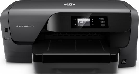 Принтер HP Officejet Pro 8210 цветной A4 22ppm дуплекс Wi-Fi Ethernet USB D9L63A