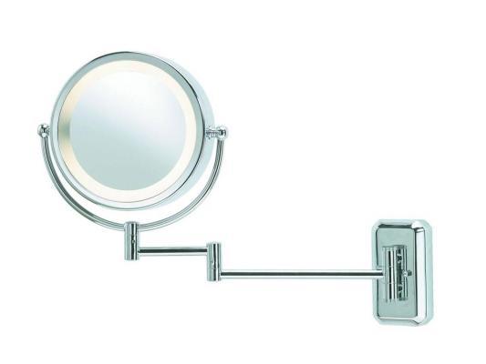 Косметологическое зеркало с подсветкой Markslojd Face 246012 жезатон зеркало косметологическое lm 494