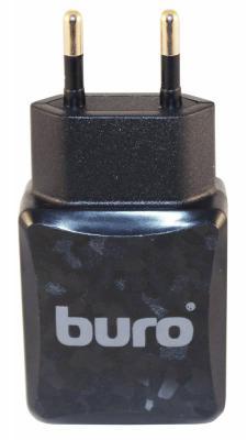 Сетевое зарядное устройство Buro TJ-138B USB 2.1A черный
