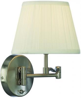 Бра Arte Lamp California A2872AP-1SS бра arte lamp interior a7108ap 1ss page 5 page 4