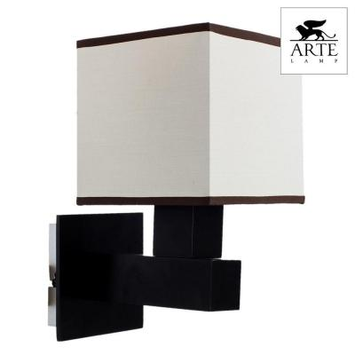 Бра Arte Lamp Quadro A4402AP-1BK