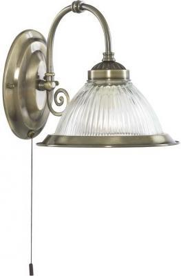 Бра Arte Lamp American Diner A9366AP-1AB arte lamp 1 x 60 вт е27 a9366ap 1ab