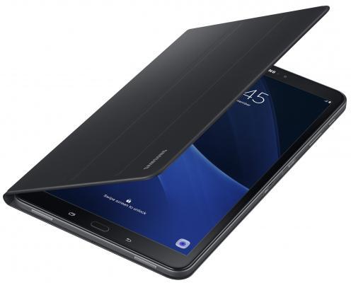 Чехол Samsung для Samsung Galaxy Tab A 10.1 Book Cover полиуретан/поликарбонат черный EF-BT580PBEGRU аксессуар чехол samsung galaxy tab a 10 1 book cover black ef bt580pbegru