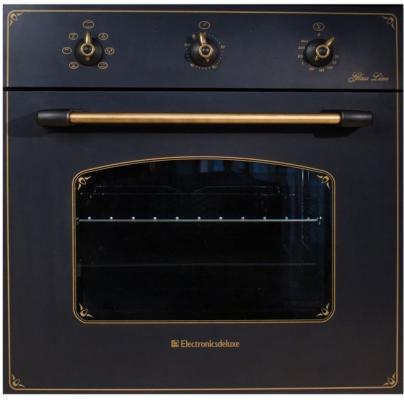 Электрический шкаф Electronicsdeluxe 6006.03 черный