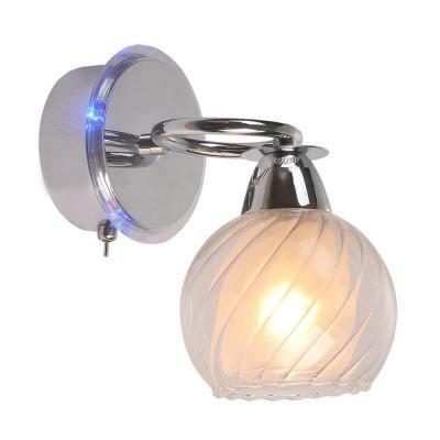 Бра IDLamp Mimi 224/1A-Chrome потолочная люстра idlamp mimi 224 4pf chrome