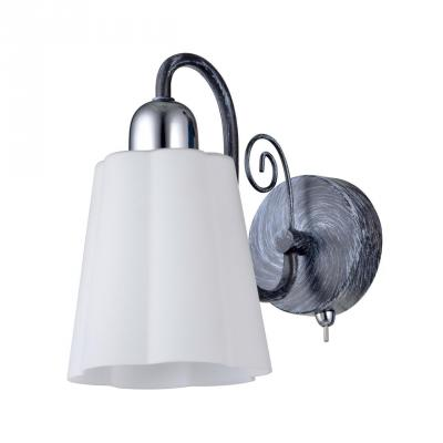 Бра IDLamp Rossella 847/1A-Blueglow бра idlamp 351 1a chrome