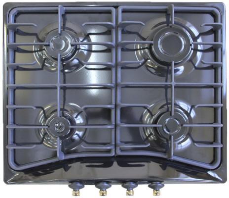 Варочная панель газовая Electronicsdeluxe 5840.00ГМВ-006 Ч/Р черный