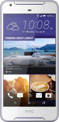 """Смартфон HTC Desire 628 Dual белый кобальт 5"""" 32 Гб LTE Wi-Fi GPS 3G 99HAJZ031-00"""