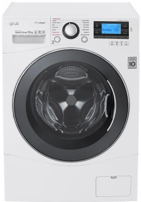 Стиральная машина LG FH495BDS2 белый стиральная машина lg f1296nd3 белый