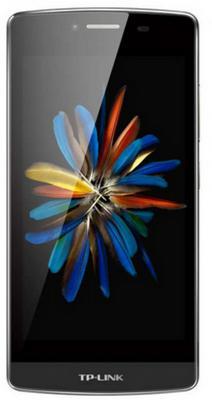 "Смартфон Neffos C5 серый 5"" 16 Гб LTE Wi-Fi GPS +TL-PB5200"