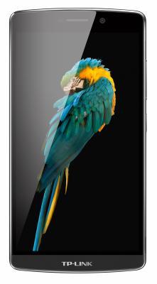 "Смартфон Neffos C5-Max серый 5.5"" 16 Гб LTE Wi-Fi GPS TP702A24RU + TL-PB2600"