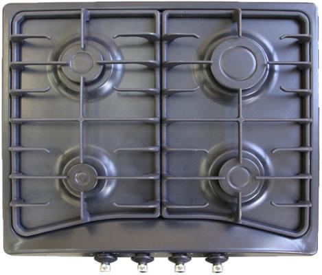 Варочная панель газовая Electronicsdeluxe 5840.00-007ГМВ черный