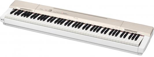 Цифровое фортепиано Casio PX-160GD 88 клавиш USB золотистый