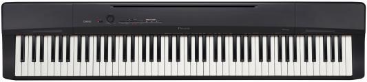 Цифровое фортепиано Casio PX-160BK 88 клавиш USB черный