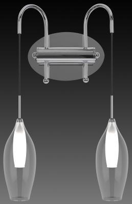 Бра Lightstar Pentola 803821 бра 804620 chrome white lightstar 955809