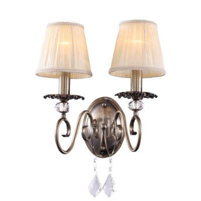 Бра Maytoni Vanessa ARM303-02-R светильник настенный бра arm303 02 r maytoni бра для гостиной бра для спальни для спальни с абажуром