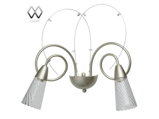 Бра MW-Light Эллегия 4 303021402 бра mw light нимфа 4 381021101