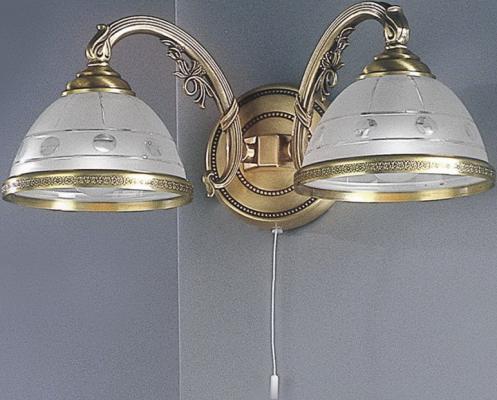 Бра Reccagni Angelo A 3830/2 бра reccagni angelo bronze 3830 a 3830 2
