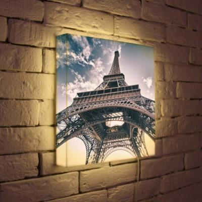 Лайтбокс Эйфелева башня 35x35-023 рюкзак picard 9809 113 023 ozean