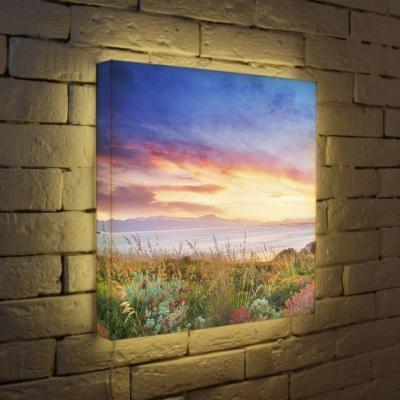 Лайтбокс Пейзаж 45x45-112 цена