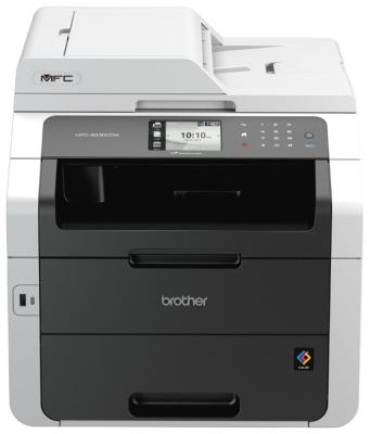 МФУ Brother MFC-9330CDW цветной A4 22ppm 2400x600dpi USB мфу светодиодный brother mfc 9330cdw