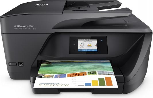 МФУ HP Officejet Pro 6960 e-AiO J7K33A цены