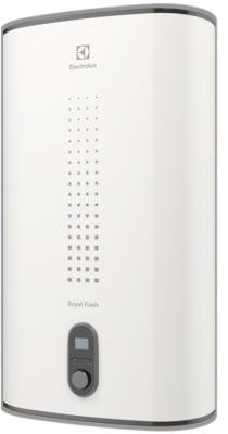 Водонагреватель накопительный Electrolux EWH 50 Royal Flash 50л 2кВт белый водонагреватель накопительный electrolux ewh 30 royal flash