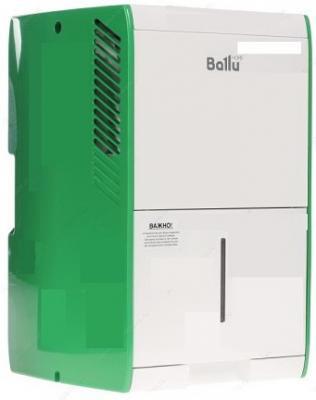 Осушитель воздуха BALLU BDH-15L белый зелёный цены онлайн