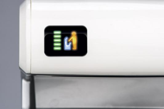 Сушилка для рук Electrolux EHDA/HPF-1200W белый