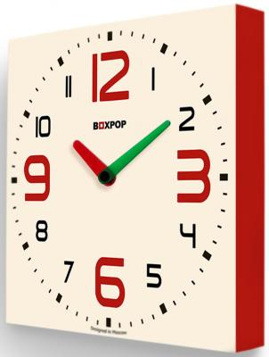 Настенные часы BoxPop I PB-501-35 цена