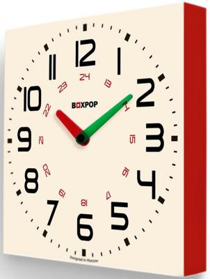 Настенные часы BoxPop III PB-503-35 автомагнитола pioneer avh z9100bt usb sd