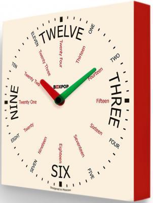 Настенные часы BoxPop VI PB-506-35 цена