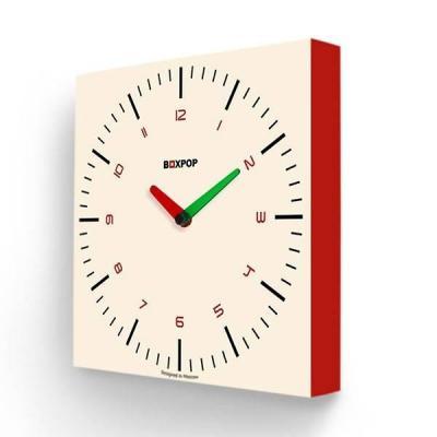 Настенные часы BoxPop XI PB-511-35 цена