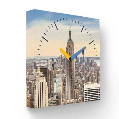 Часы настенные FotonioBox Манхеттен PB-002-35 разноцветный настенные часы династия д04 002 06