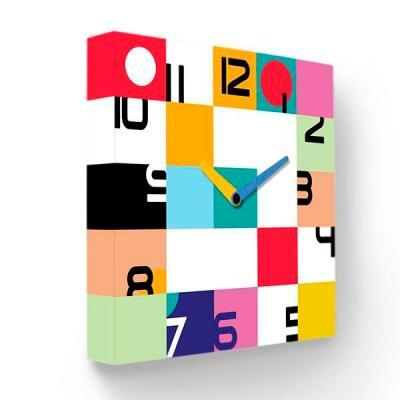 Настенные часы Цвет времени PB-019-35 цена и фото